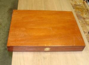 Chisel box